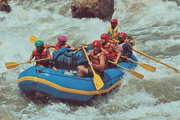 White Water Rafting Day Trip from Kathmandu