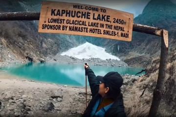 Kaphuche Lake Trek